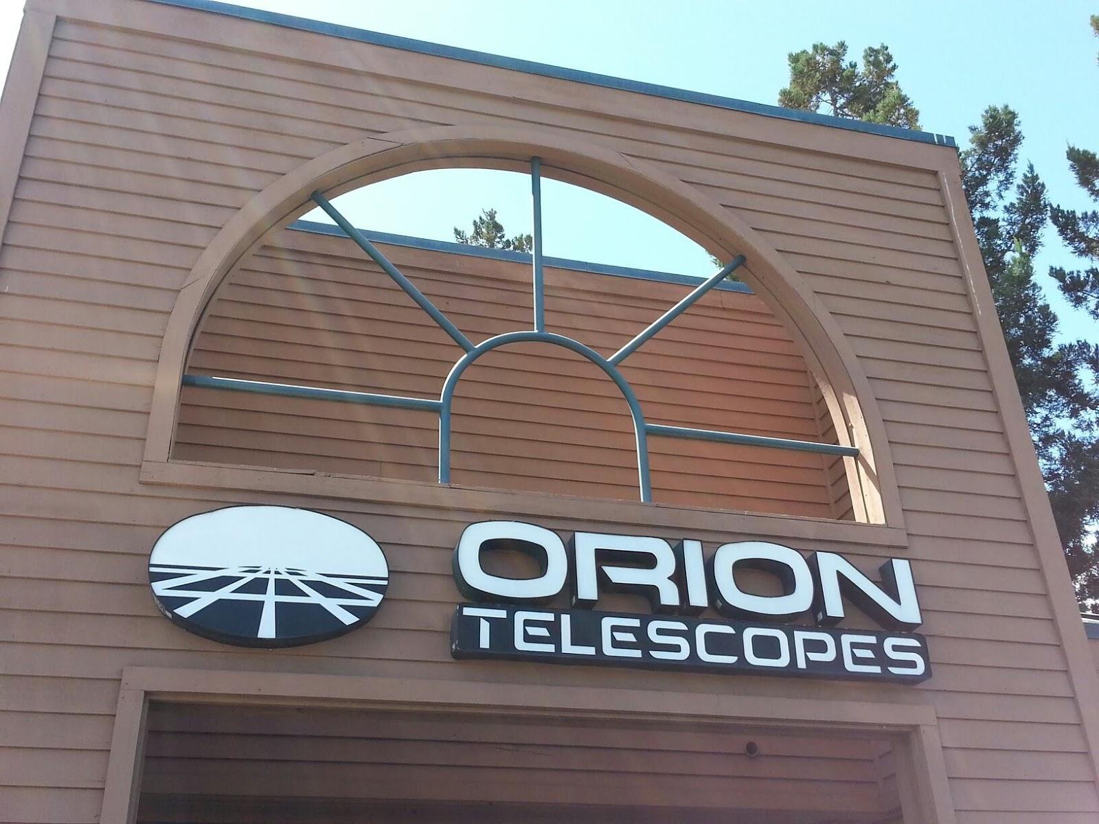 Orion Télescopes Club